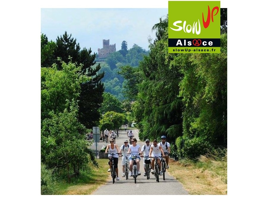 5e slowUp Alsace